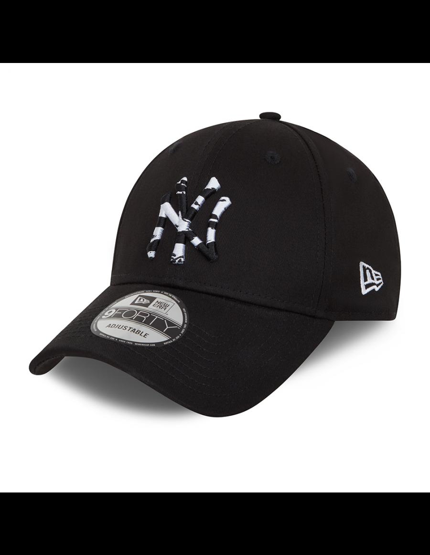 New Era 9Forty Camo Infill (940) NY Yankees - Black
