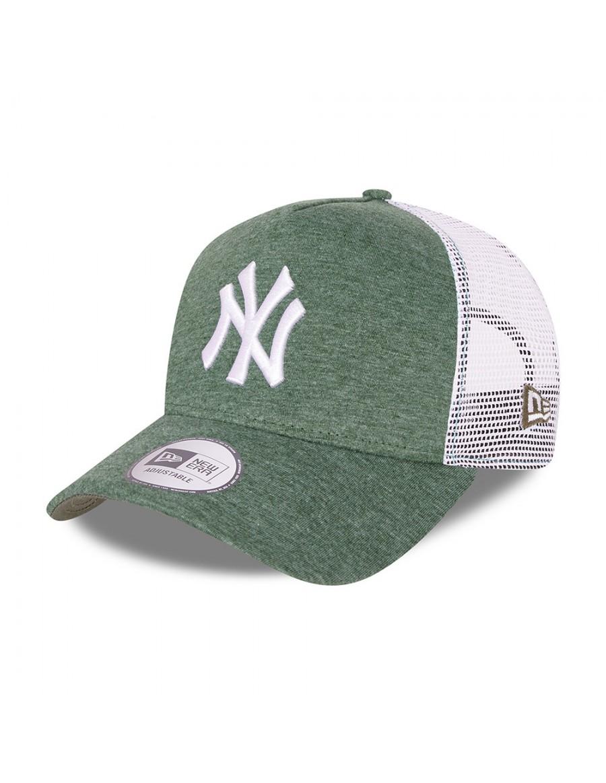 New Era Trucker Jersey Essential NY New York Yankees - Green