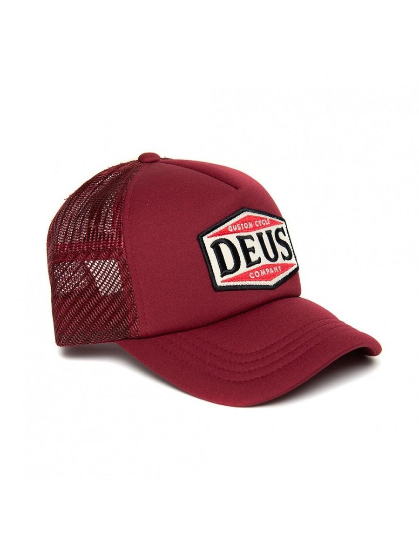 DEUS American Twin 2 Trucker cap - Red