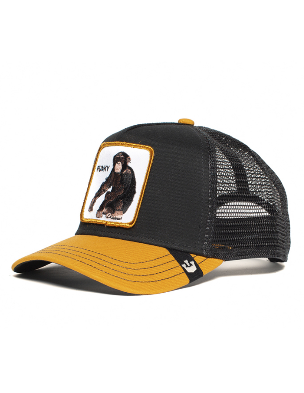 Goorin Bros. Banana Shake Trucker cap - Black