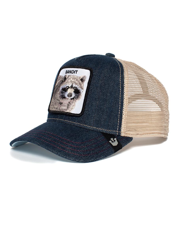 Goorin Bros. Bandit Trucker cap - Blue