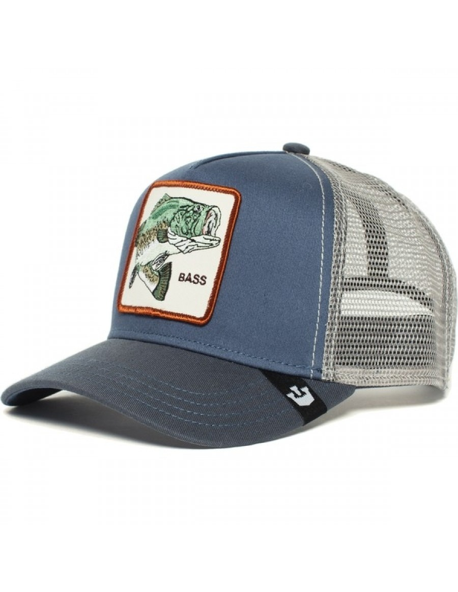 Goorin Bros. Big Bass Trucker cap - Blue