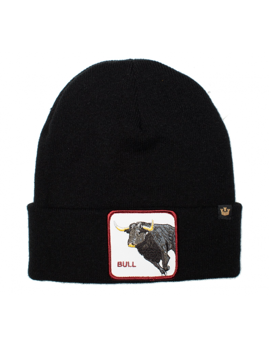 Goorin Bros. Big Bull Beanie - Black