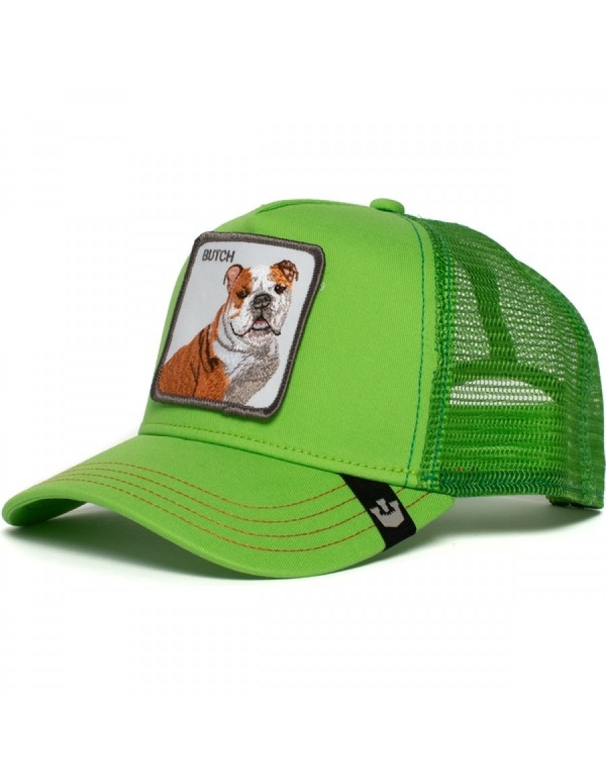 Goorin Bros. Butch Trucker cap - Green
