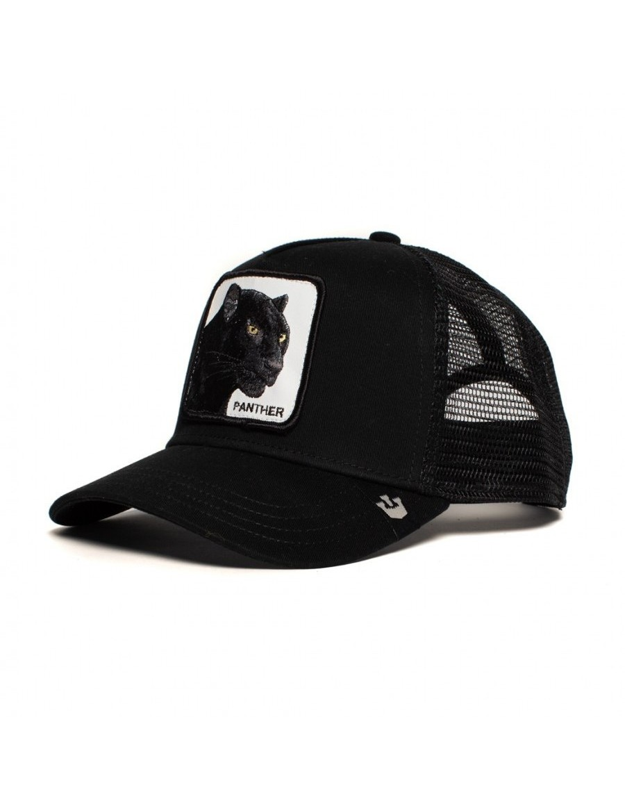 Goorin Bros. Panther Trucker cap - Black