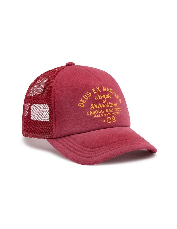 DEUS Bleached Canggu Trucker cap - Rumba