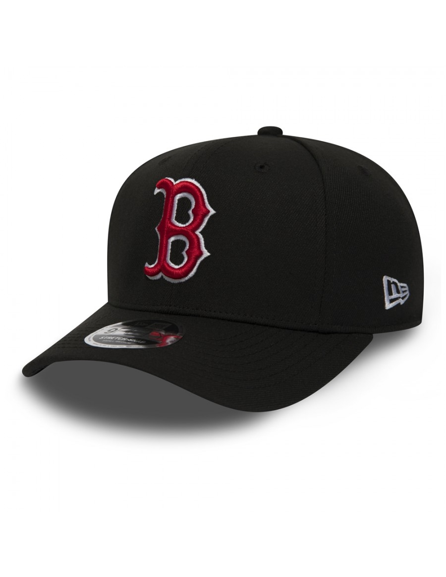 New Era 9Fifty Stretch Snap (950) Boston Red Sox - Black