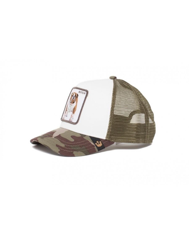 Goorin Bros. Butch Trucker cap - Olive