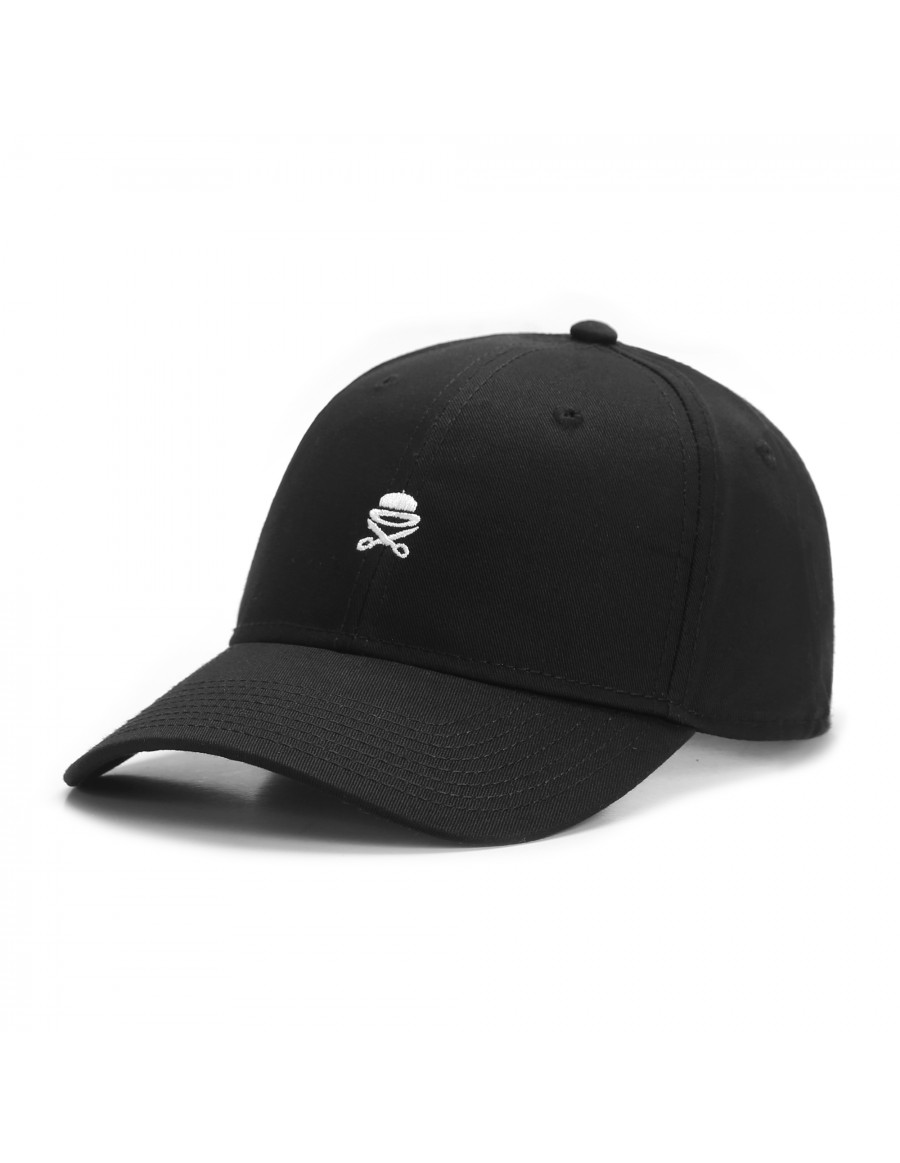 Cayler & Sons Birdie - Curved dad cap - black