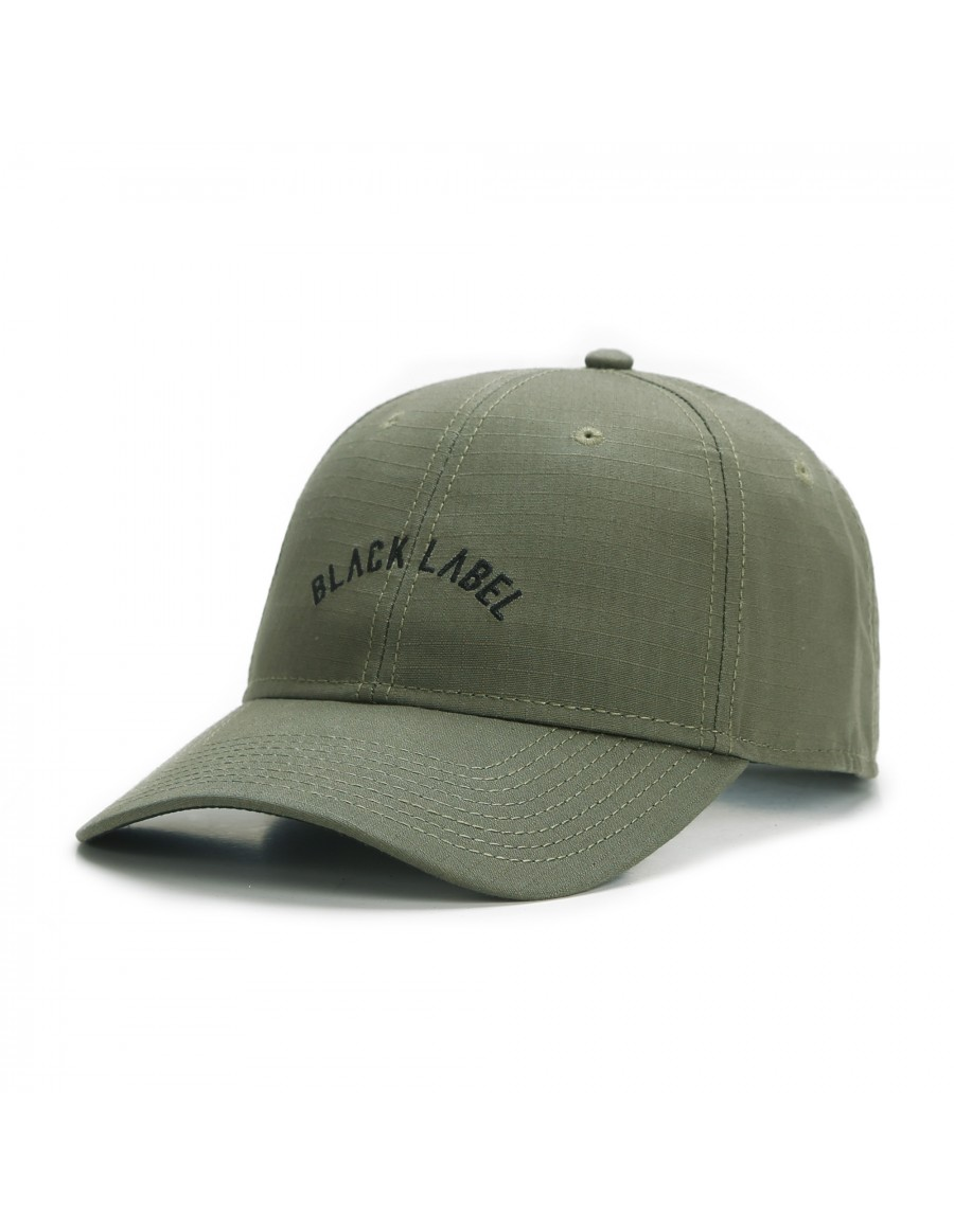 Cayler & Sons Black Arch - Curved dad cap - olive