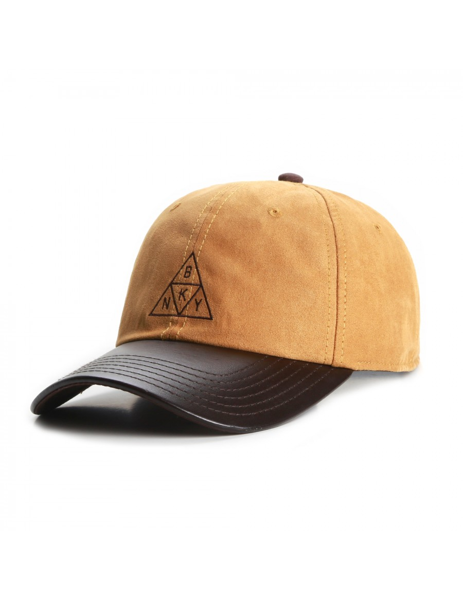 Cayler & Sons Briangle - Curved dad cap - honey