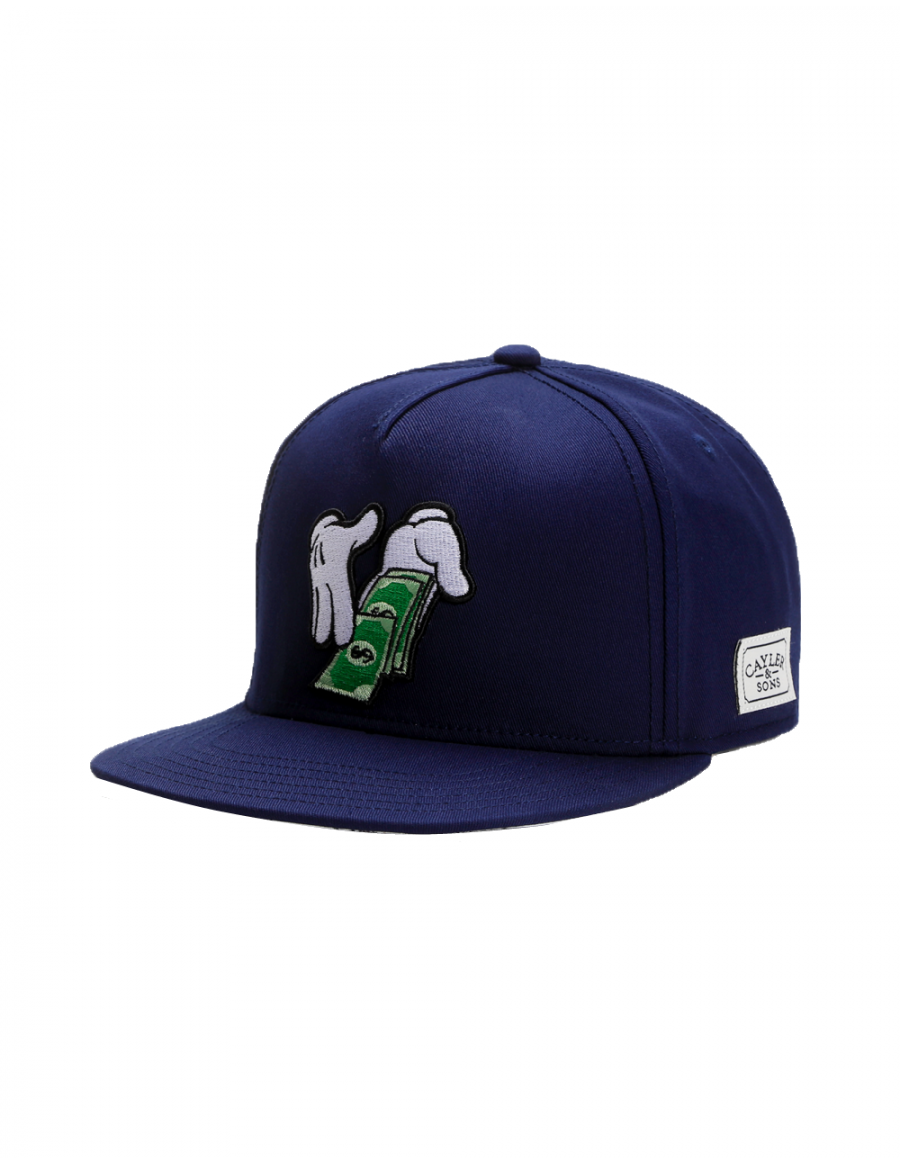 Cayler & Sons Make it Rain Classic snapback cap