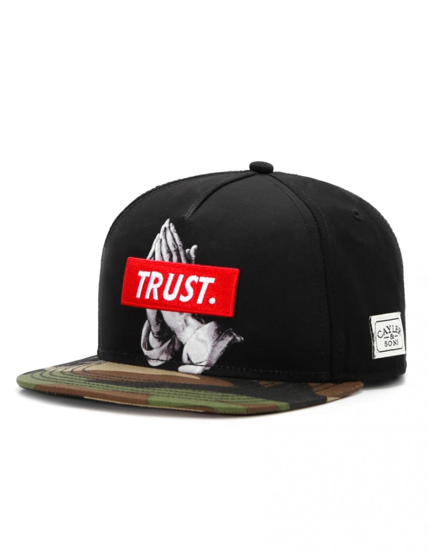 Cayler & Sons Trust snapback Cap