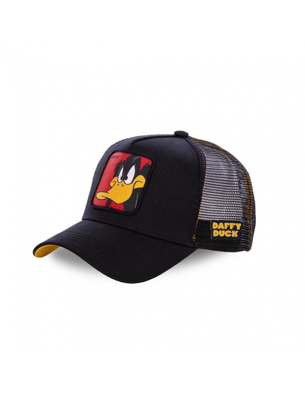 Capslab - Daffy Trucker cap - Black