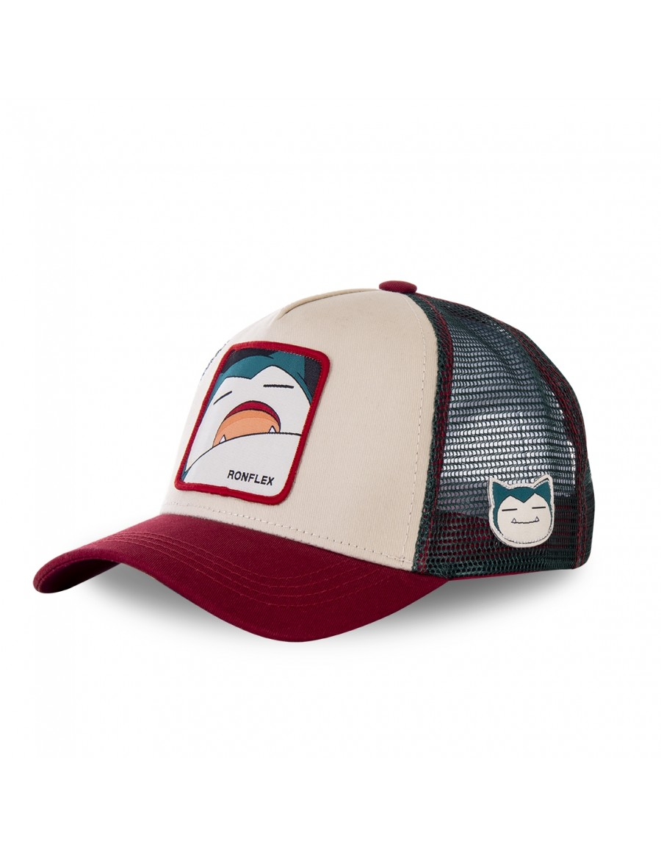 Capslab - Pokemon Trucker cap - Snorlax