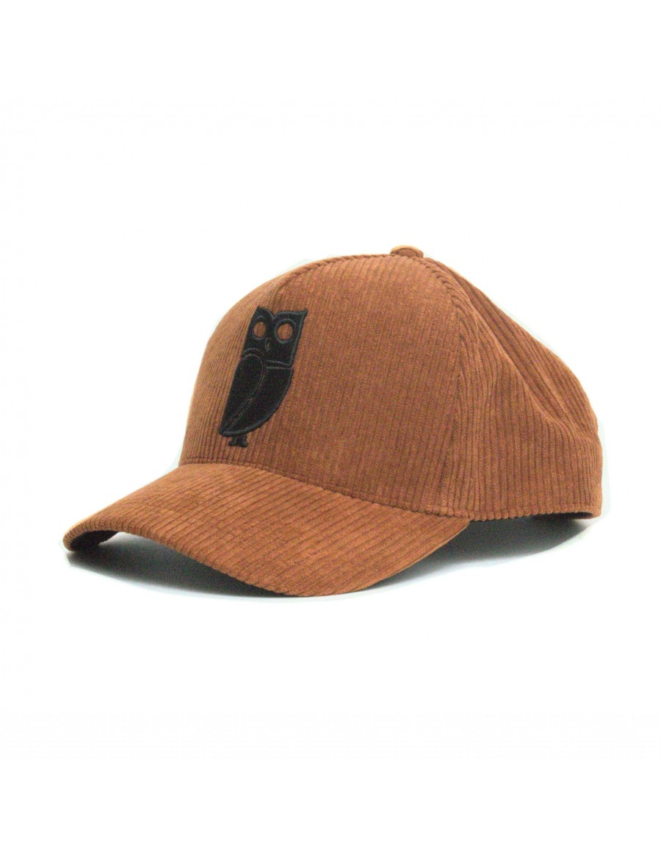 Veryus Clothing - Marangu Corduroy Cap - Orange