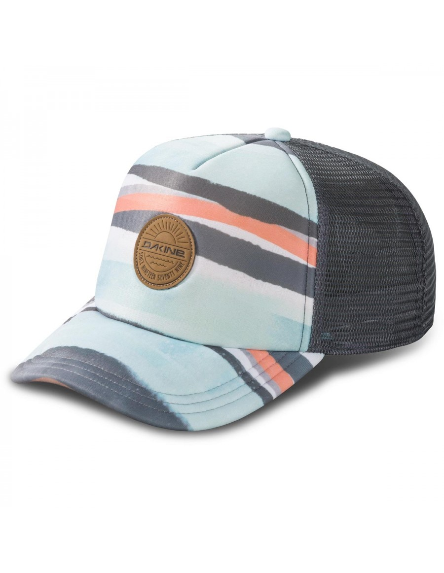 Dakine Lo Tide Trucker Cap - Pastel Current