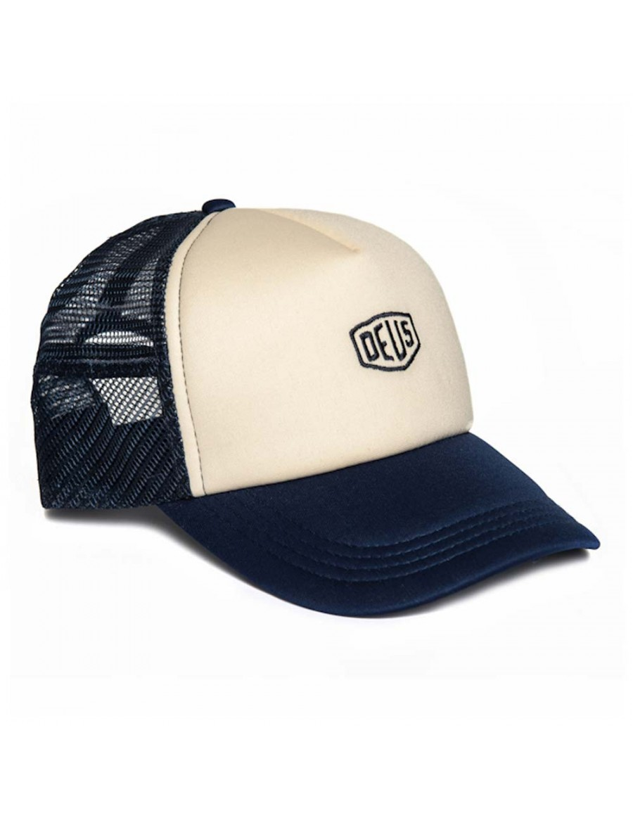 DEUS Trucker pet Shield - navy