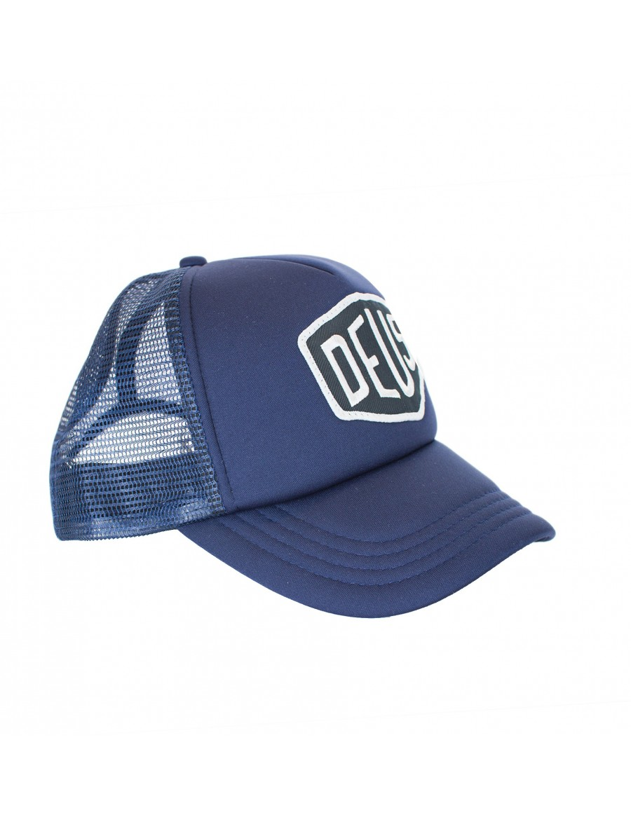 DEUS Baylands Trucker cap - navy