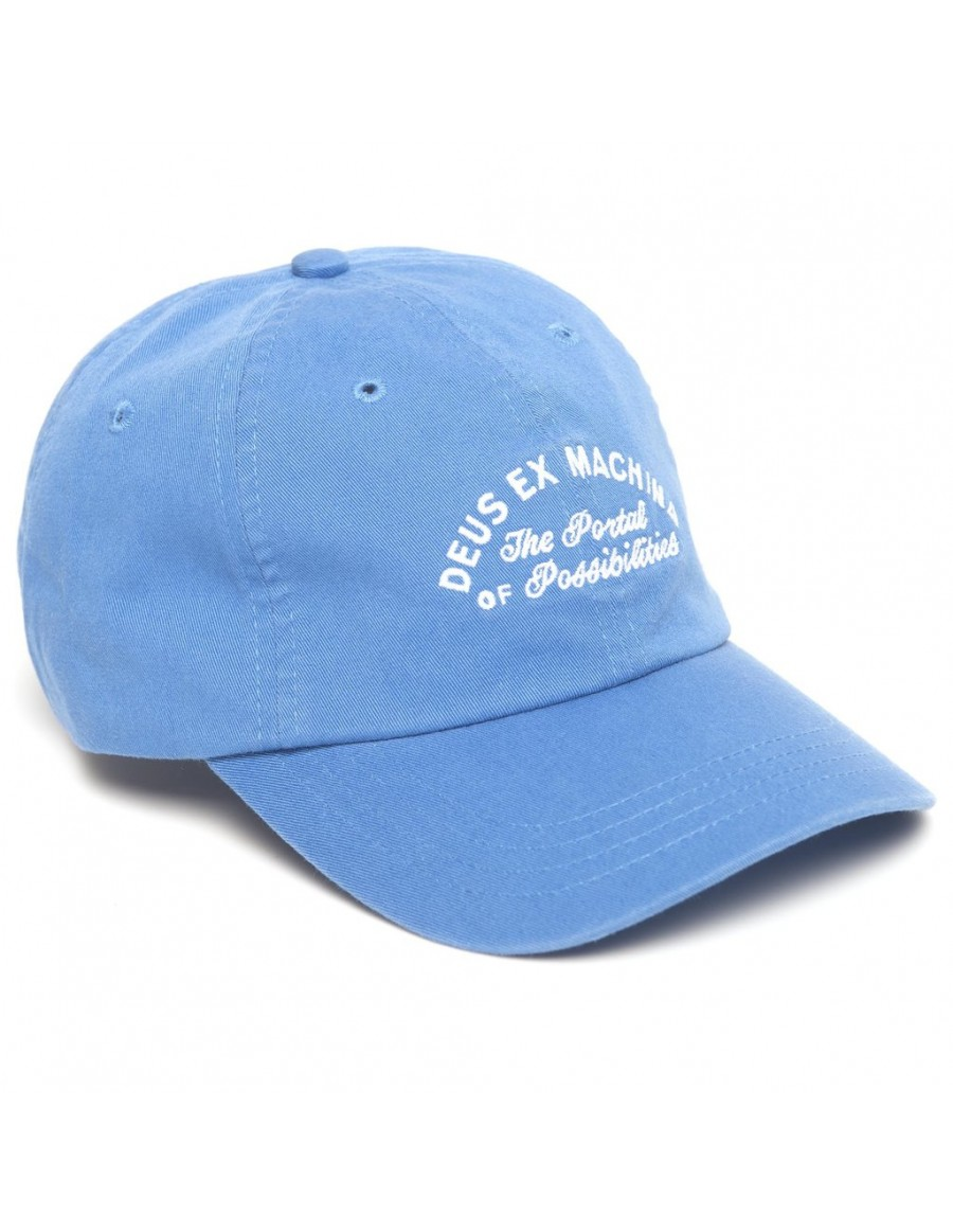 DEUS Curved Cap Locations - blue