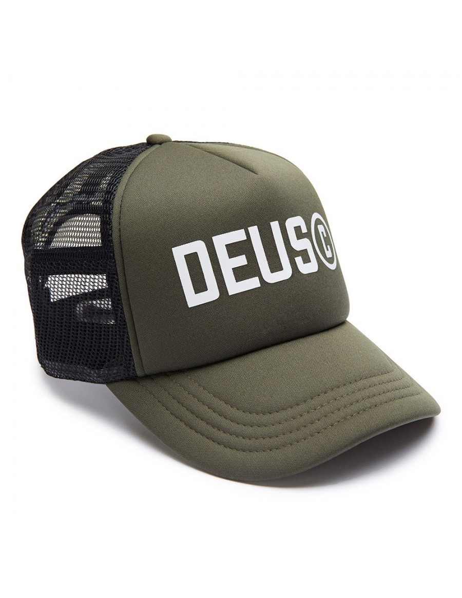 DEUS Pet Trucker Cooper - grey