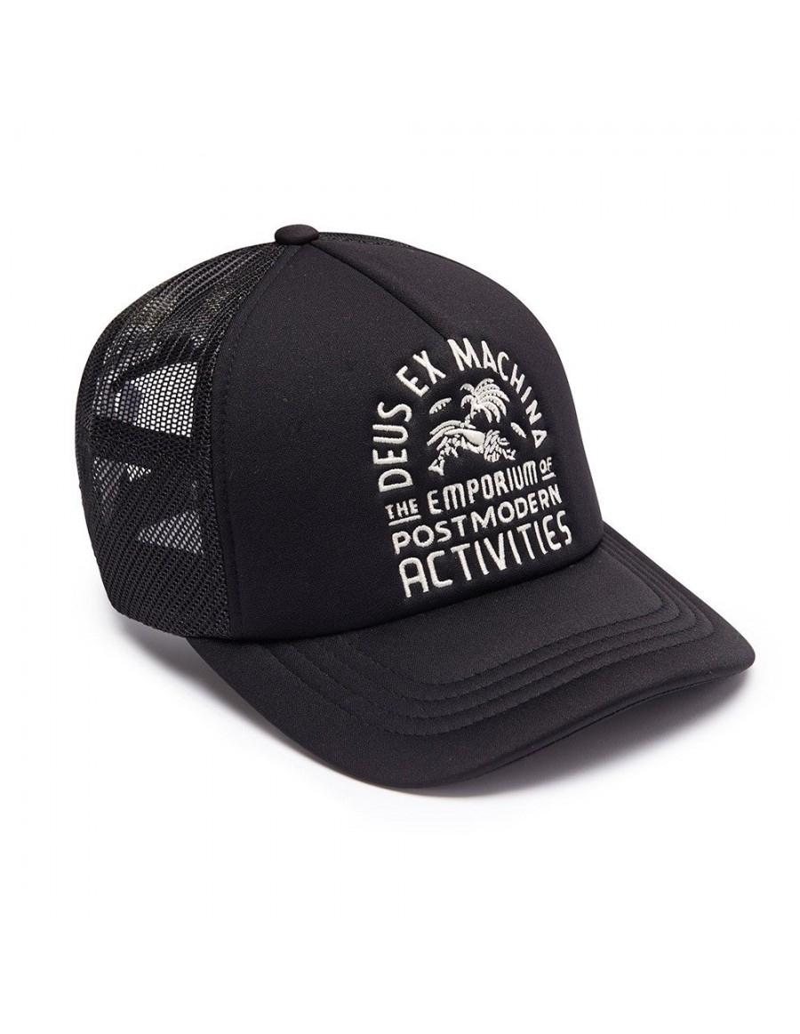 DEUS Pet Trucker EMPORIUM - black
