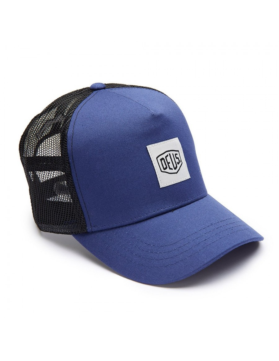 DEUS Pet Trucker Glover - navy - Sale