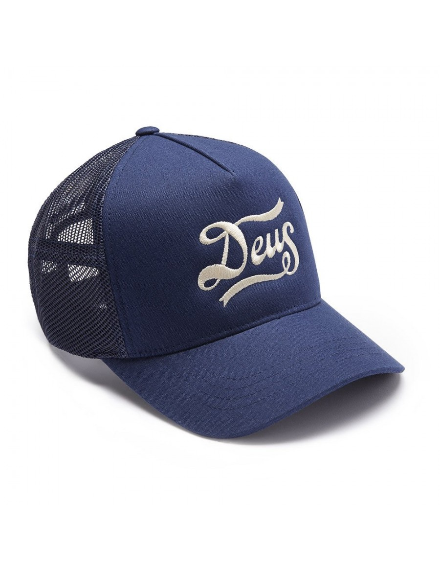 DEUS Pet Trucker Jones - navy