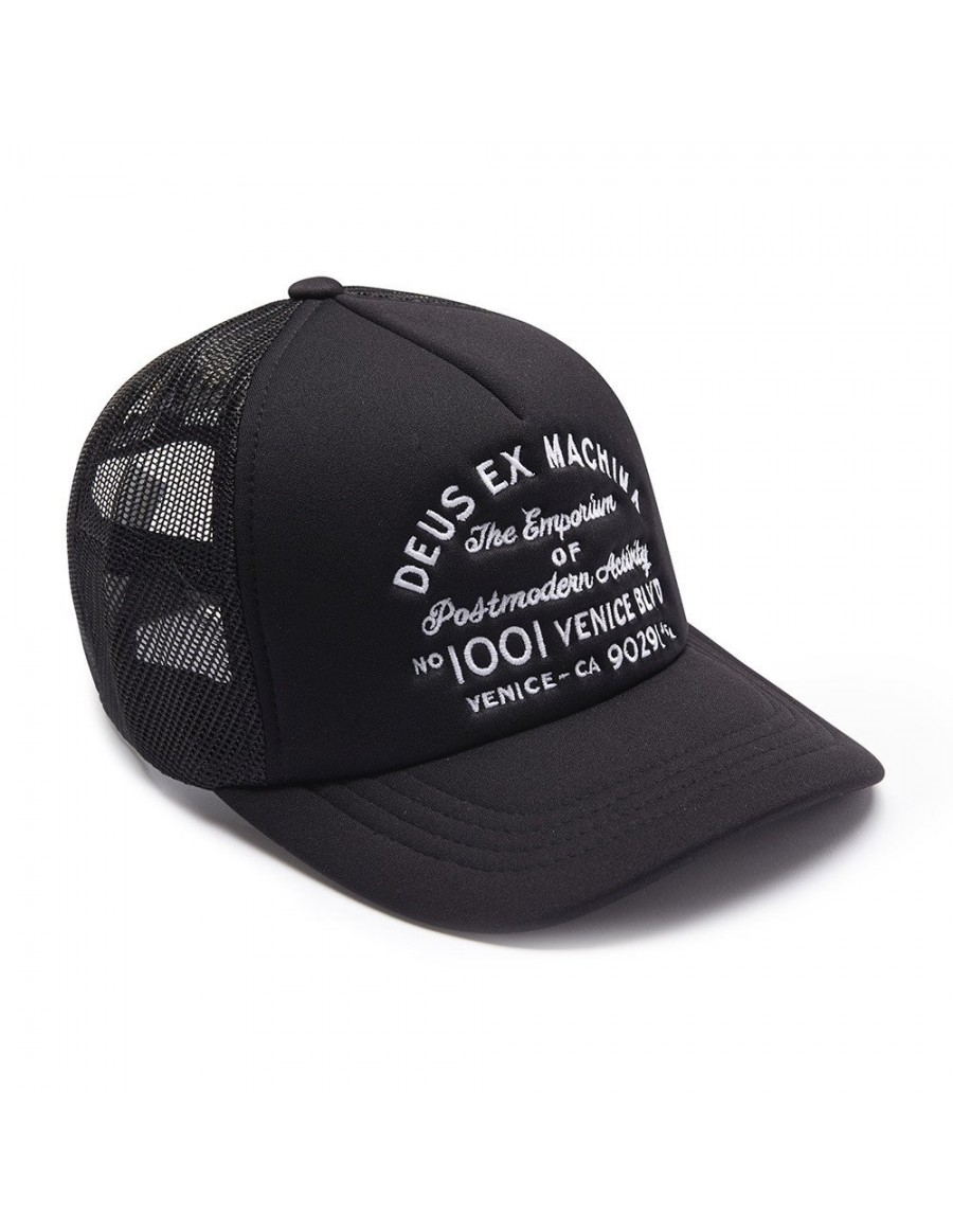 DEUS Pet Trucker LA Address - black