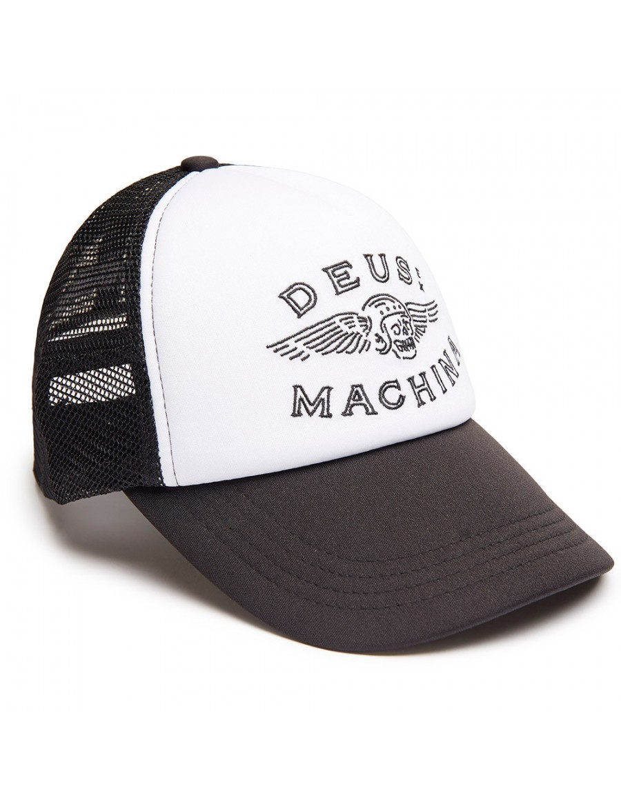 DEUS Trucker pet Curtis - black