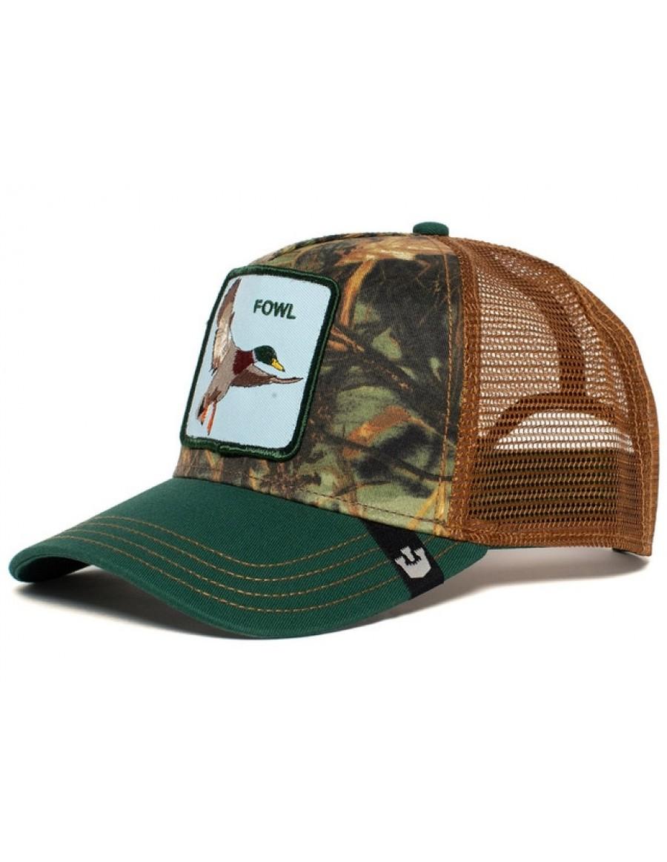 Goorin Bros. Duck Duck Trucker cap - Green