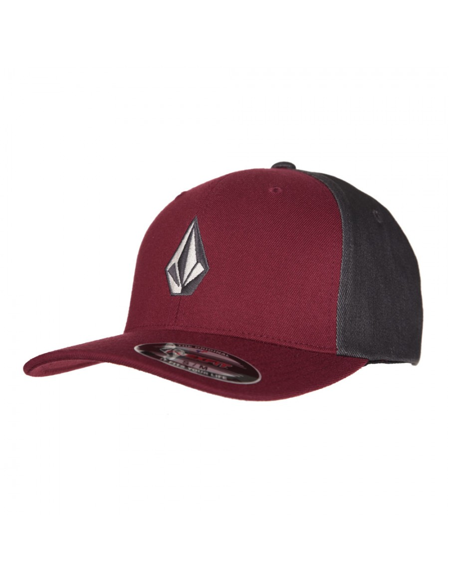 Volcom Stone fabric hat burnt sienna - Sale