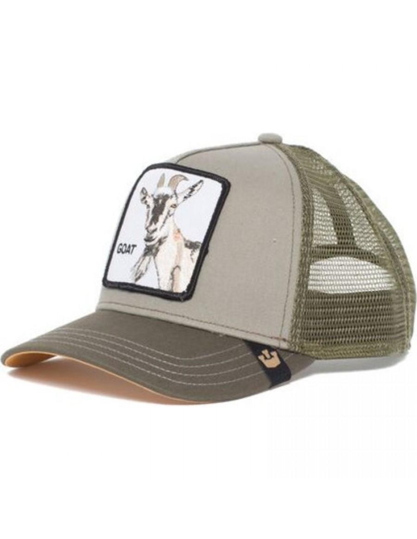 Goorin Bros. Goat Beard Trucker cap - Olive
