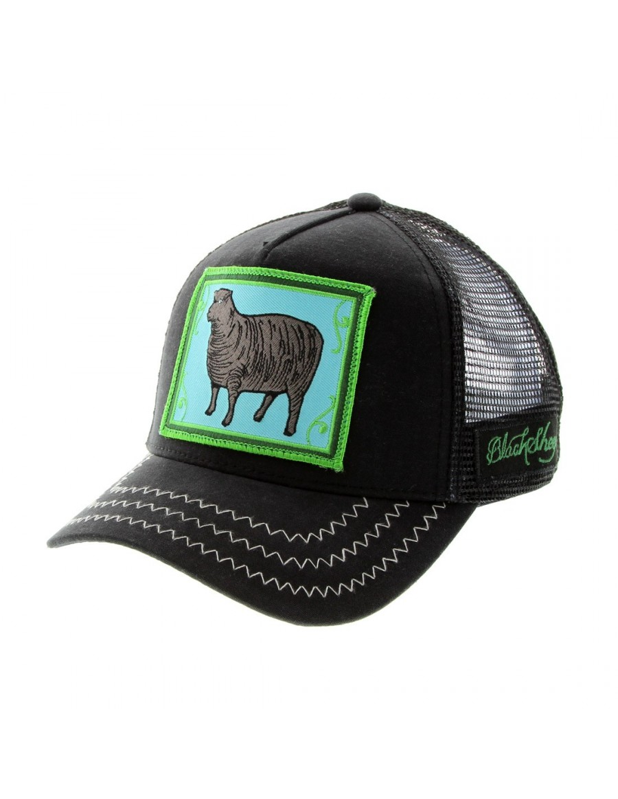 Goorin Bros. Black Sheep Trucker cap