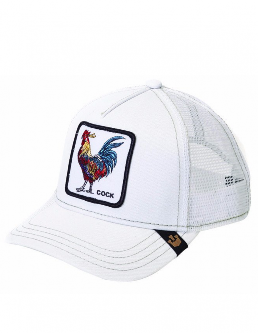 Goorin Bros. Gallo Trucker cap - White