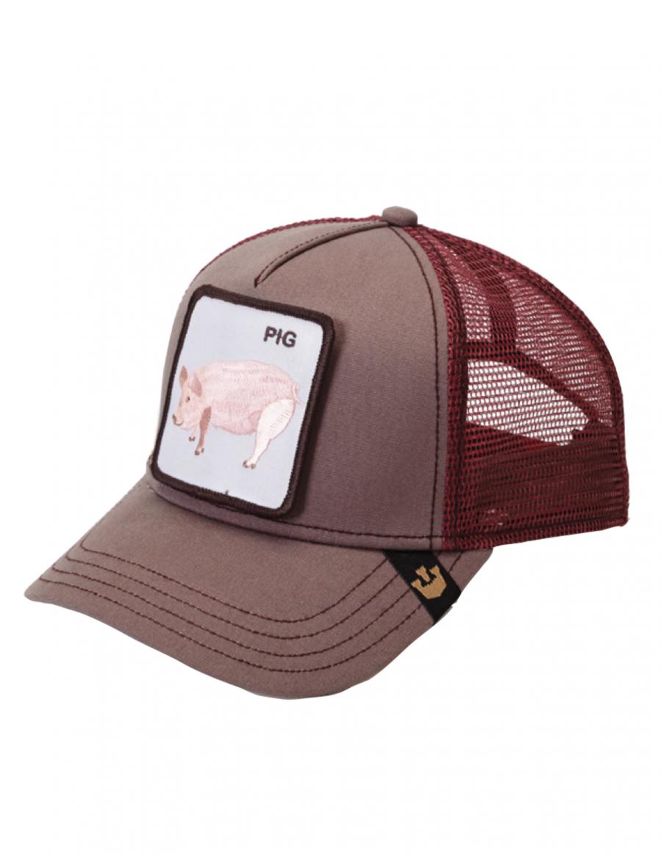 Goorin Bros. Pig Trucker cap