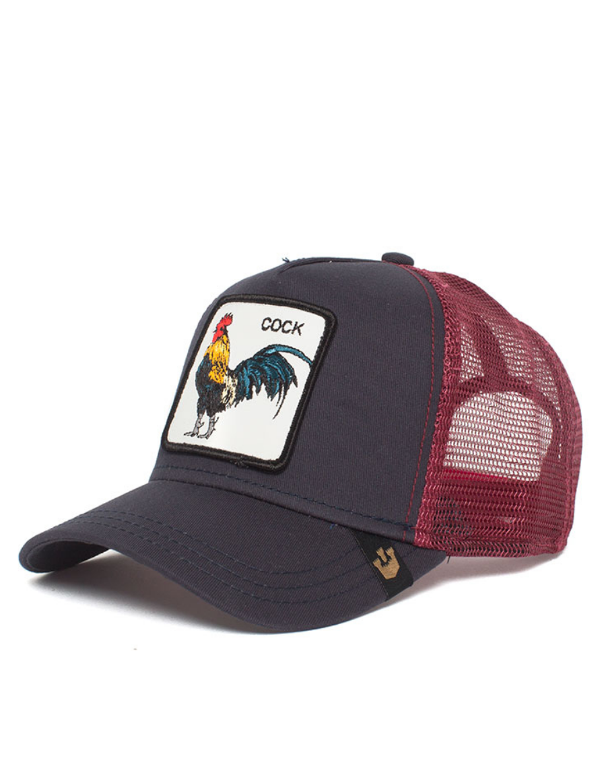 Goorin Bros. Pride Trucker cap - Blue