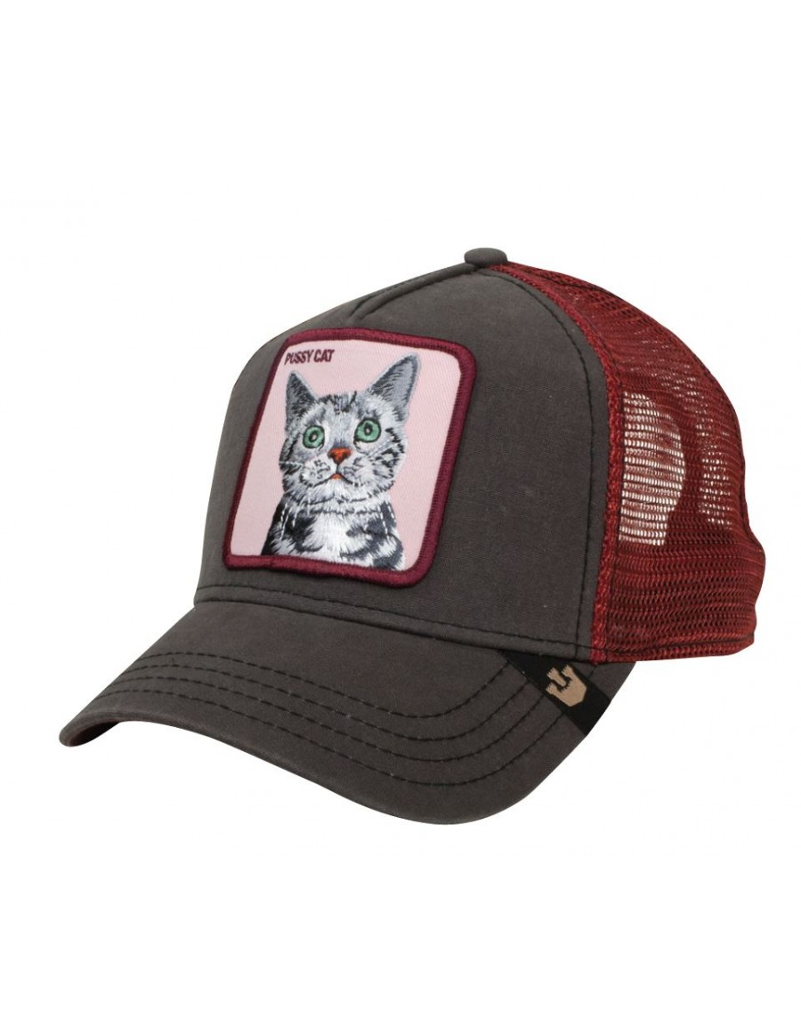 Goorin Bros. Whiskers Trucker cap