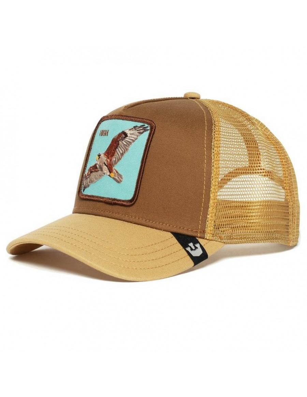 Goorin Bros. High in the Sky Trucker cap - Brown