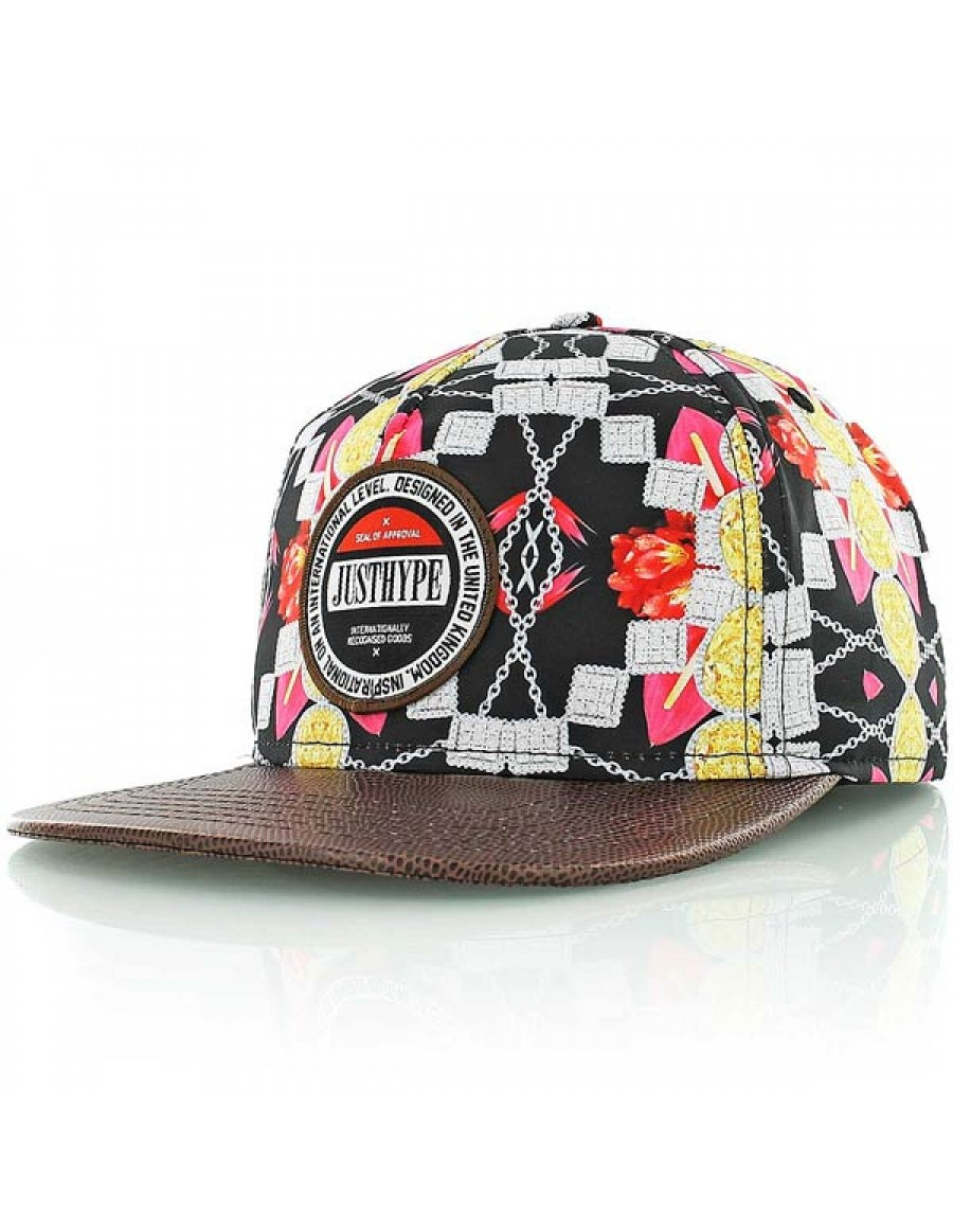 HYPE Jewellery floral Strapback - Sale