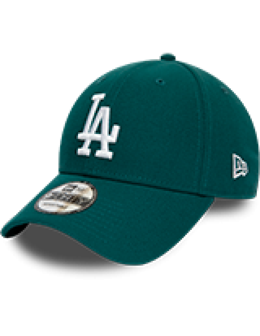 New Era 9Forty League Essential (940) LA Dodgers - Green