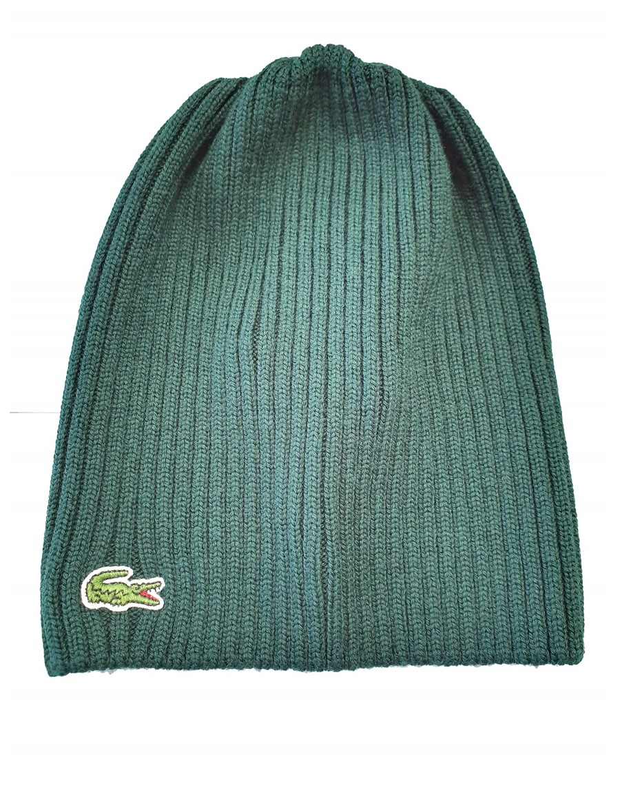 Lacoste Beanie - Green