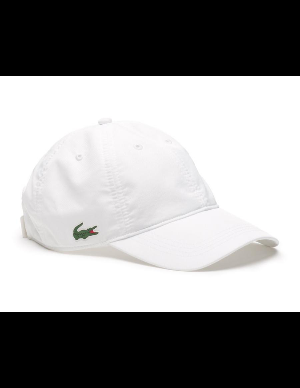 Lacoste pet - Sport cap diamond - blanc white