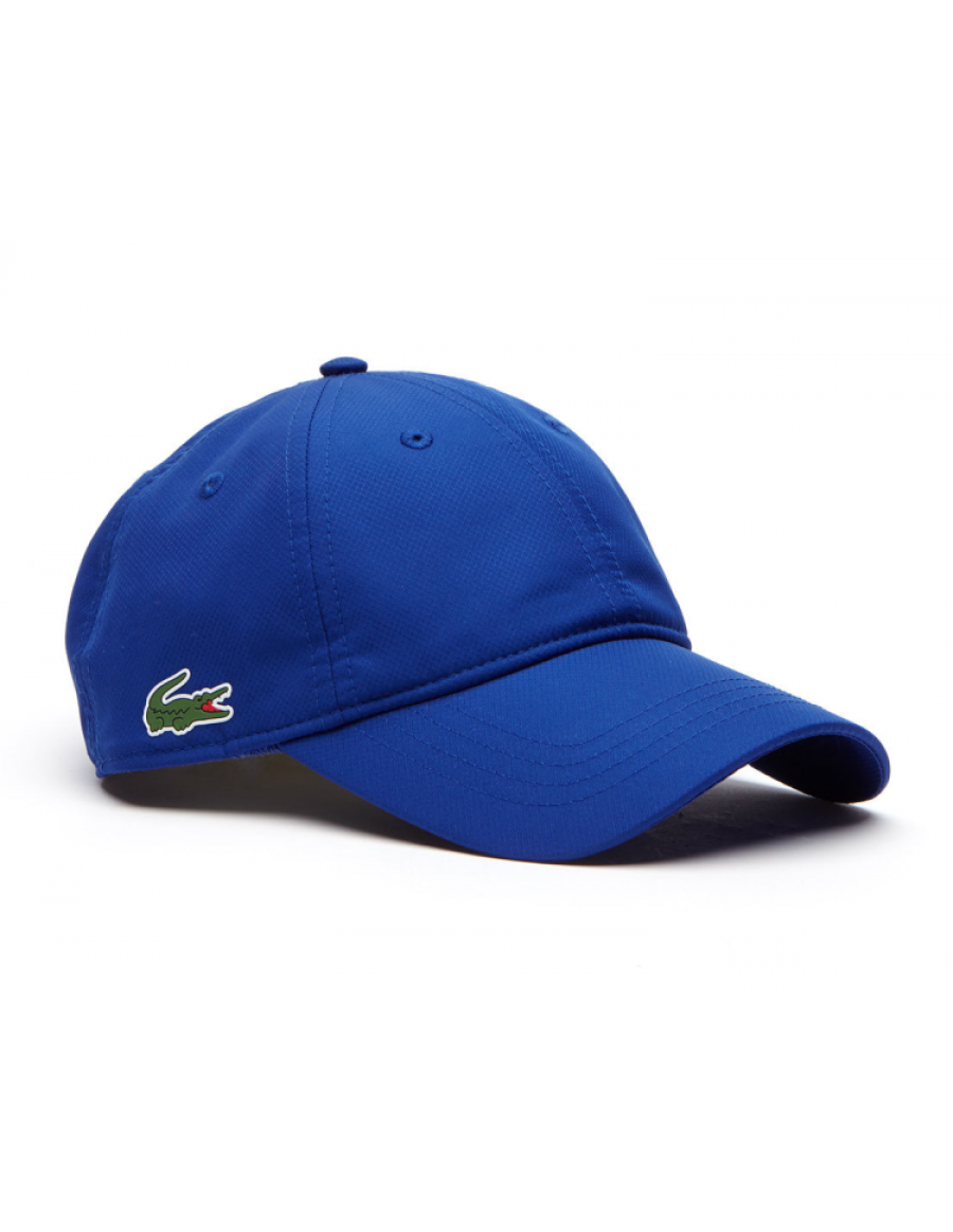Lacoste pet - Sport cap diamond - france blue