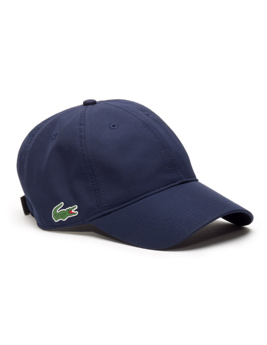 Lacoste pet - Sport cap diamond - marine blue