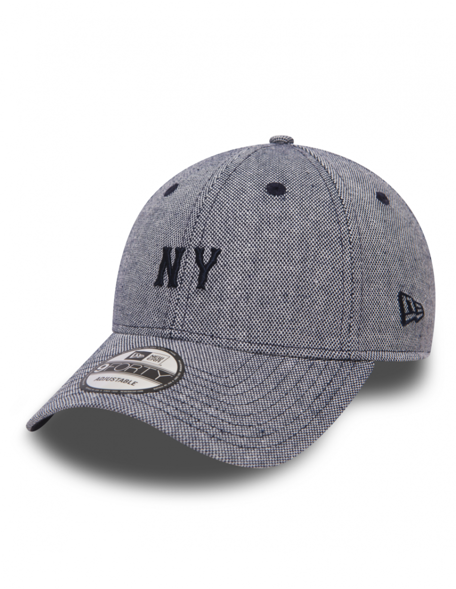 New Era 9Forty Basket Weave (940) New York Yankees - Highlanders