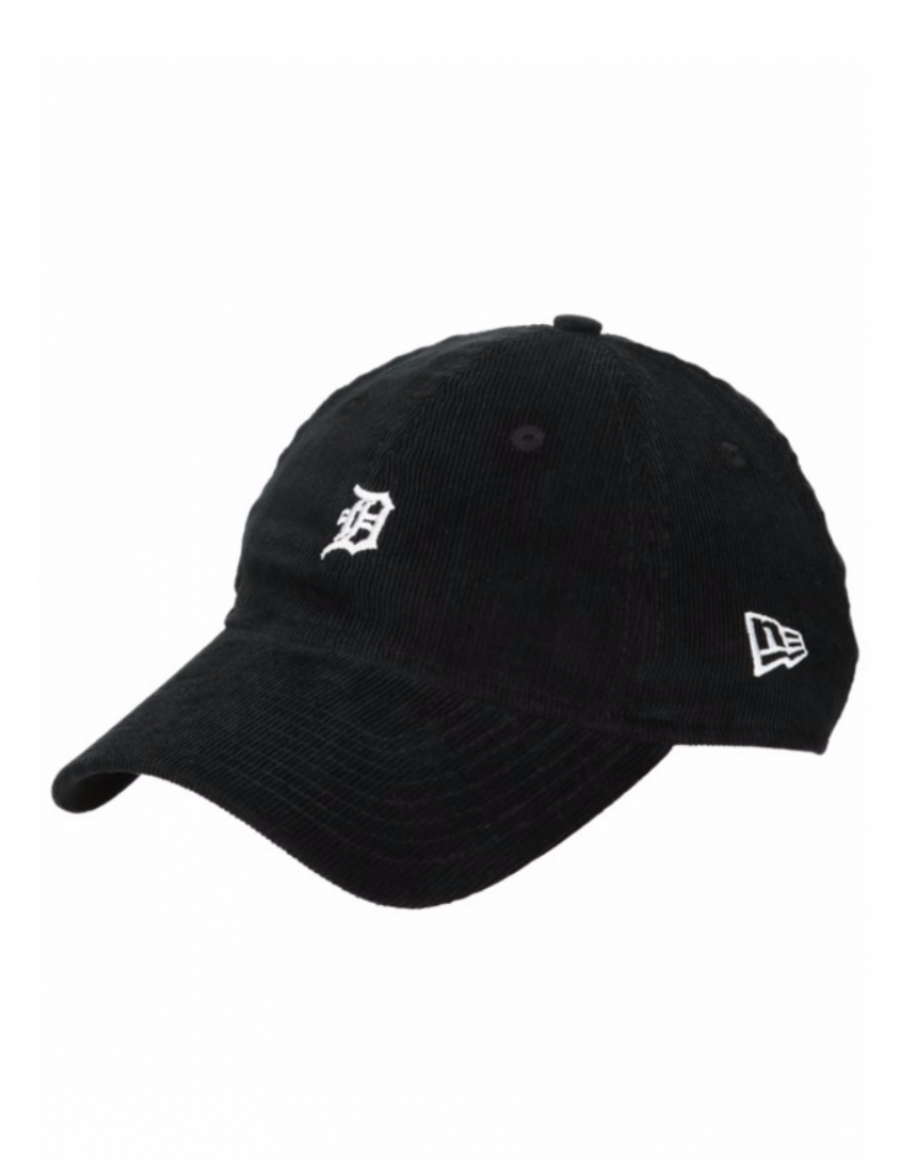 New Era 9Forty Corduroy Unstructured (940) Detroit Tigers