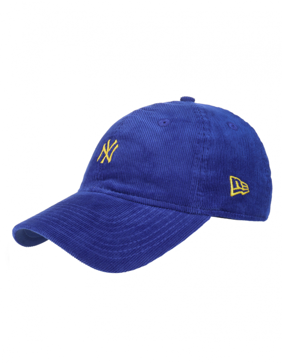 New Era 9Forty Corduroy Unstructured (940) New York Yankees