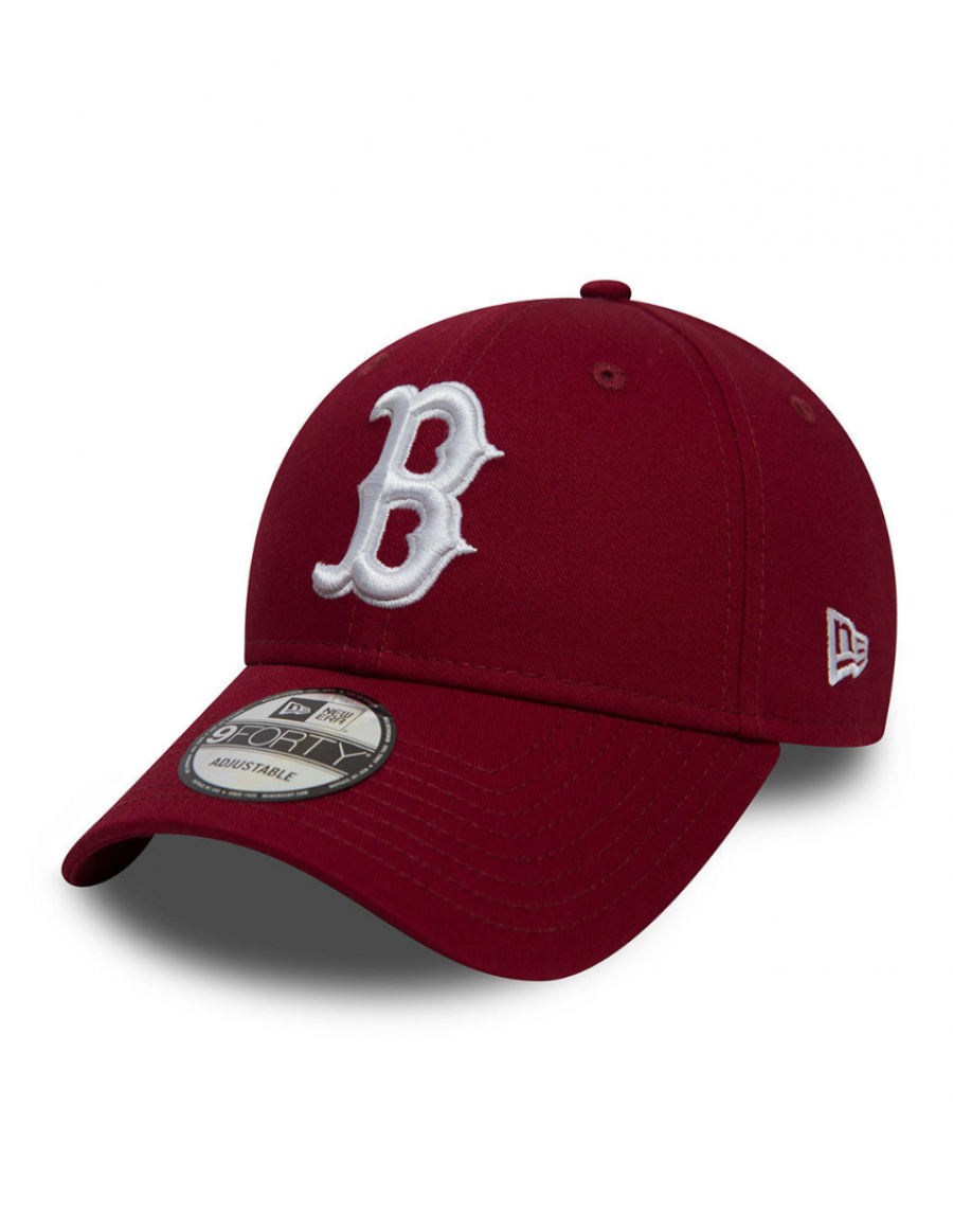 New Era 9Forty Curved cap (940) Boston Red Sox - Red