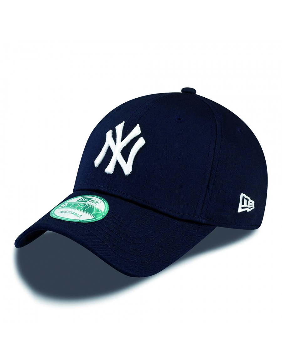 New Era 9Forty Curved cap (940) NY New York Yankees - navy